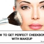 How to Get Perfect Cheekbones With Makeup