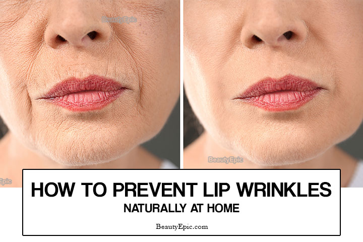 How to Get Rid of Wrinkles on Lips Naturally