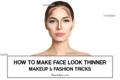 how to make your face look thinner