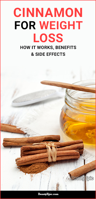 how to take cinnamon for weight loss