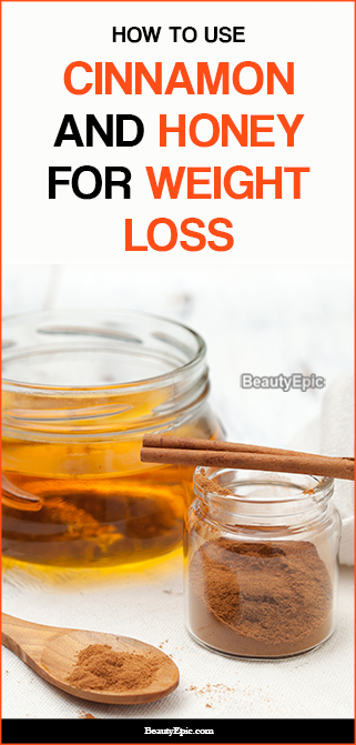 How To Use Cinnamon And Honey For Weight Loss