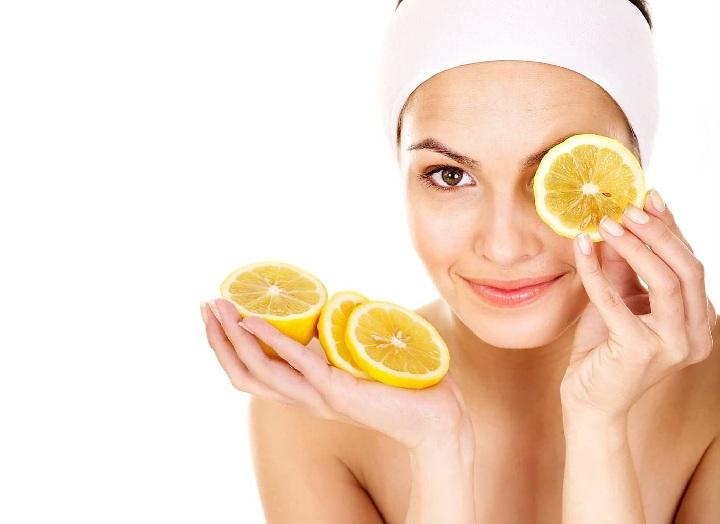 lemon face mask for skin tightening