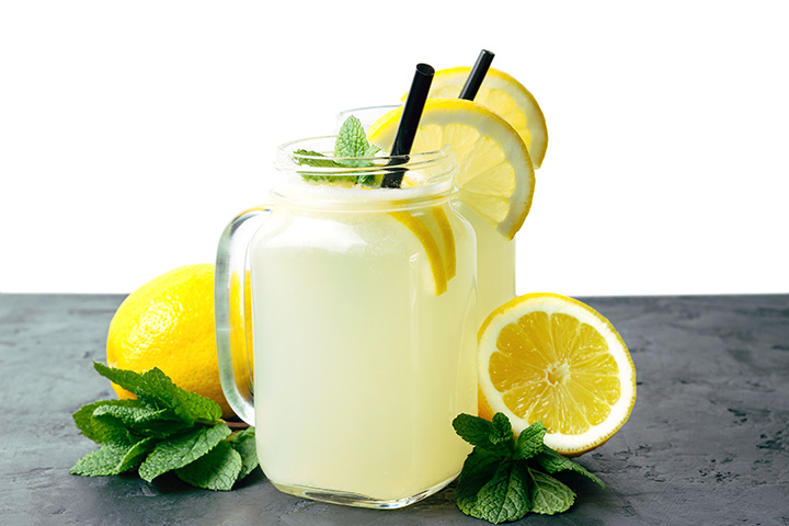 lemon juice detox for weight loss
