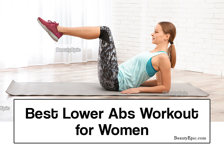 7 Best Lower Ab Workouts for Women