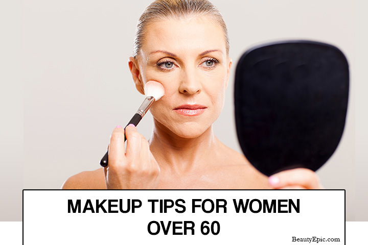 Makeup Tips for Women Over 60 to Look Fabulous
