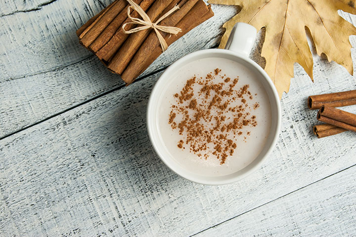 milk and cinnamon for weight loss