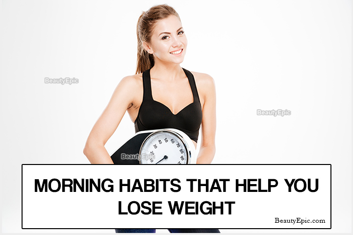 Top 10 Morning Habits to Lose Weight Easily