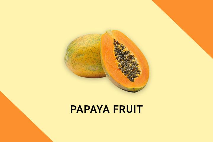 papaya fruit for weight loss