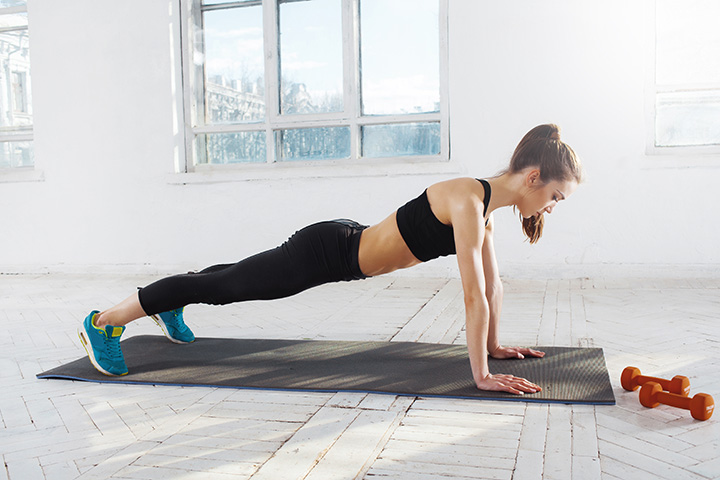 push ups for bra fat