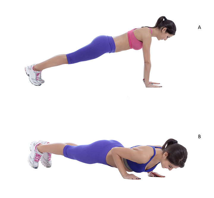 pushups for arms