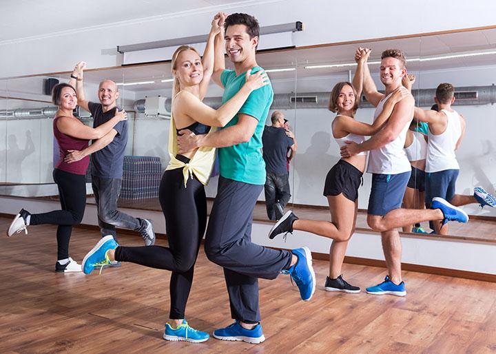 salsa dance for weight loss