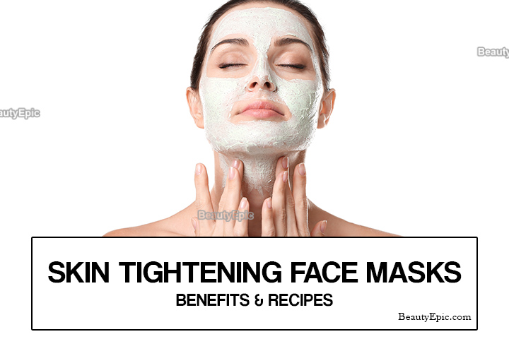 Top 4 Homemade Skin Tightening Face Masks: Benefits & Uses