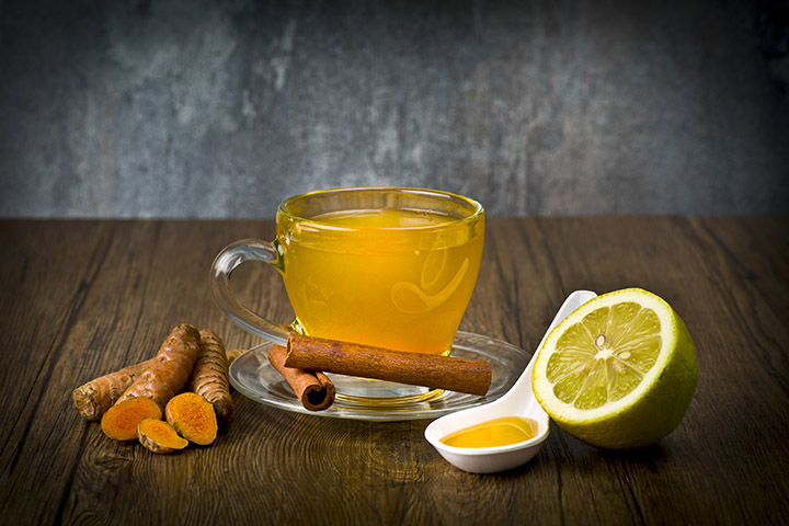 turmeric cinnamon and honey for weight loss