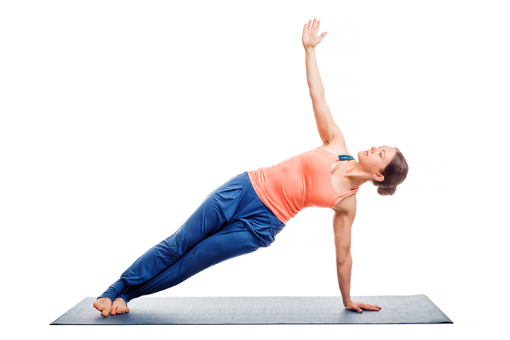 vasisthasana for arms