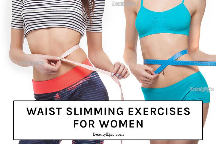 Top 6 Waist Slimming Exercises for Women