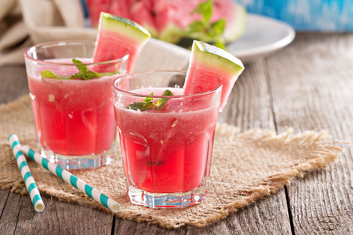 watermelon juice for weight loss
