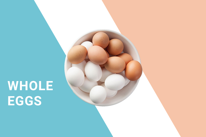 whole eggs for weight loss