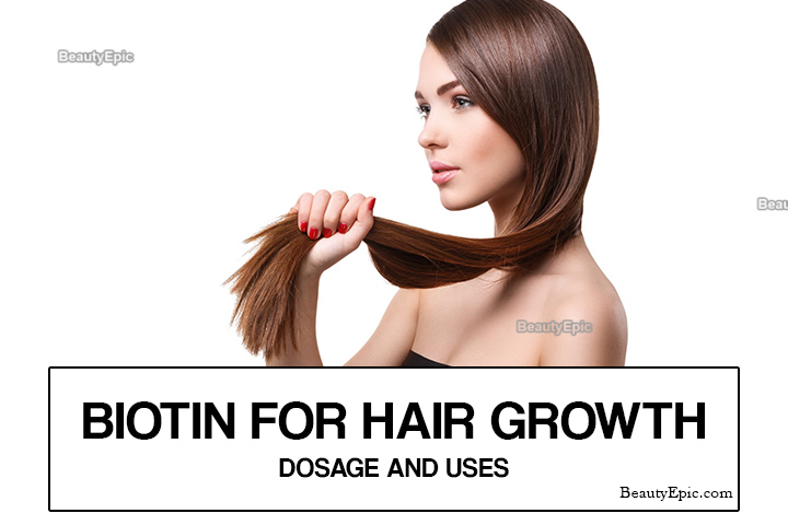 Biotin for Hair Growth: Dosage and Uses
