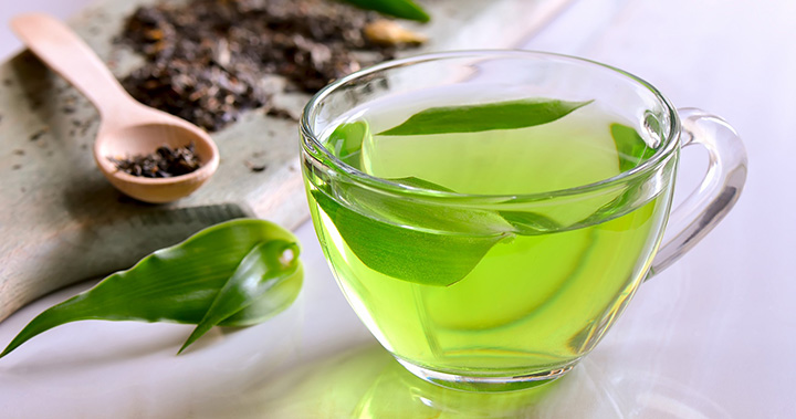 detox green tea for weight loss