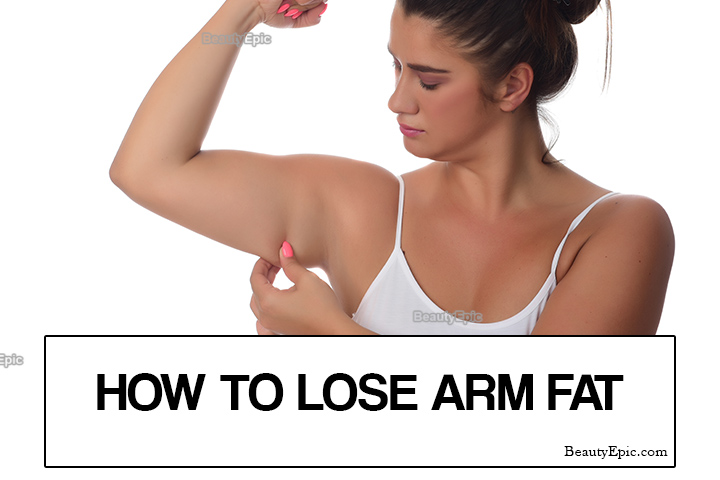 How to Lose Arm Fat?