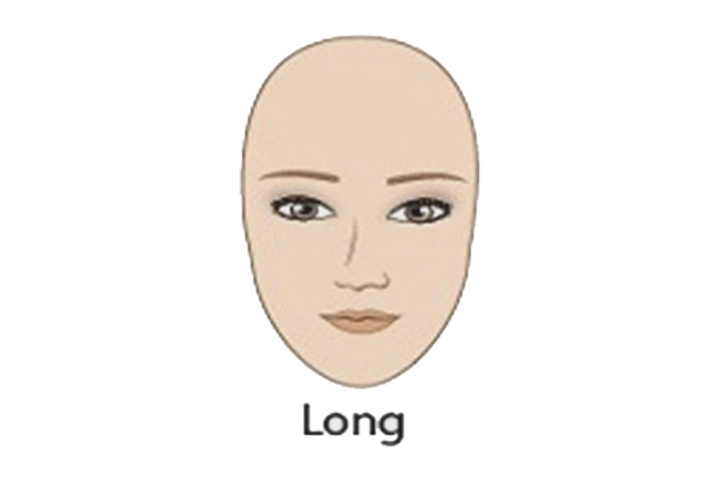 long face shape