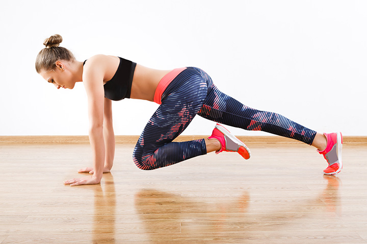 mountain climbers to lose belly fat