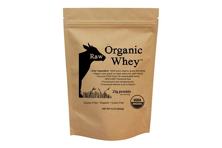 raw organic whey protein