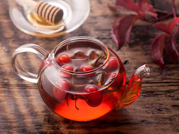 rosehip detox tea for weight loss