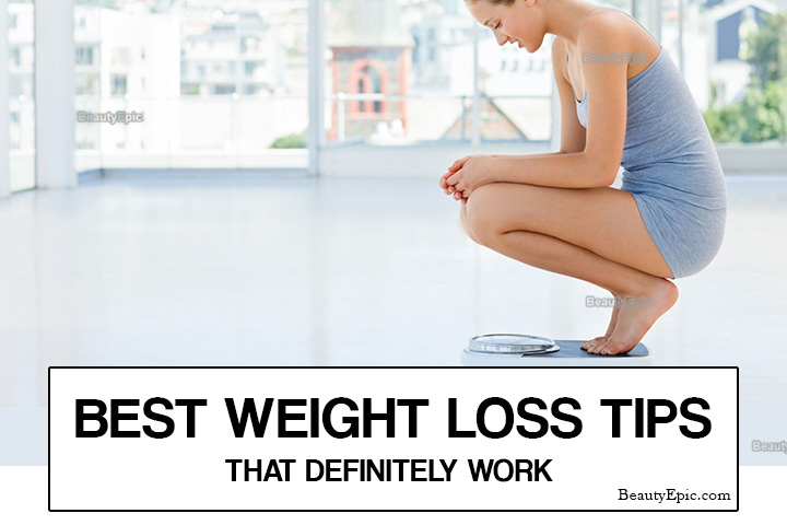 25 Best Weight Loss Tips That Definitely Work