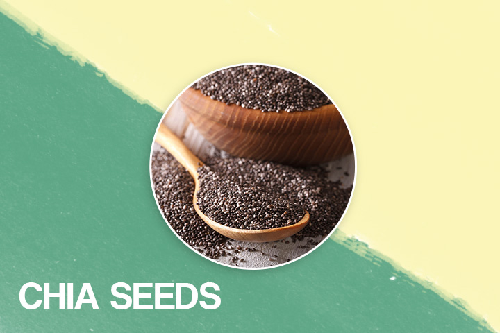Chia seeds for bigger bum