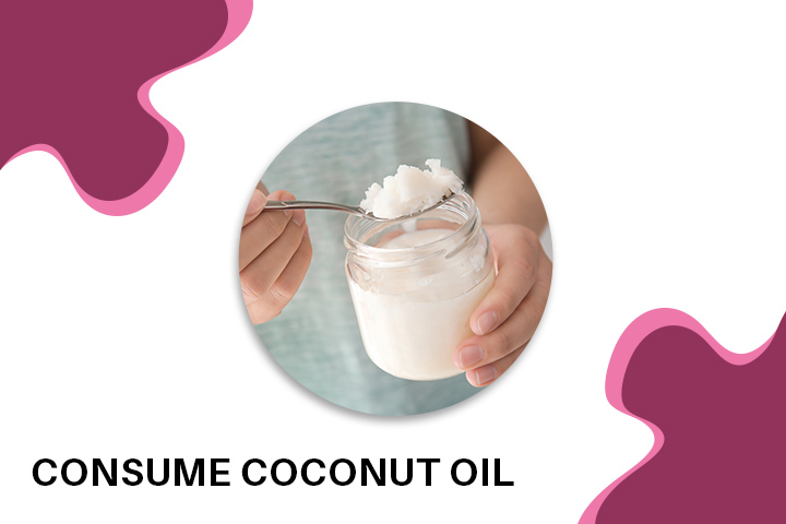 Consume Coconut Oil