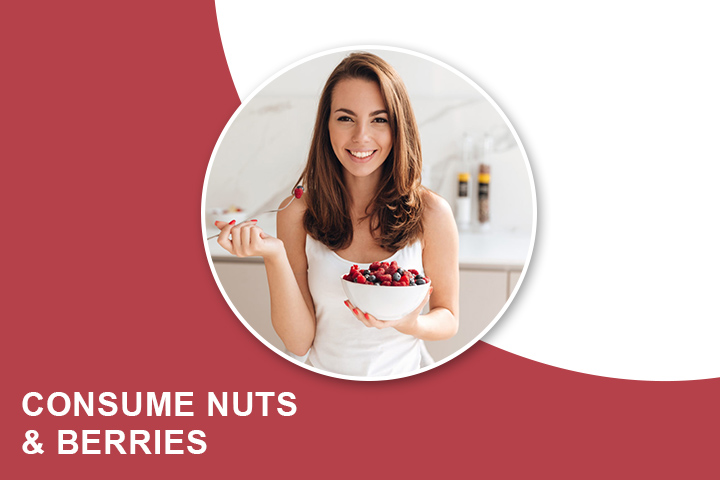 Consume Nuts and Berries