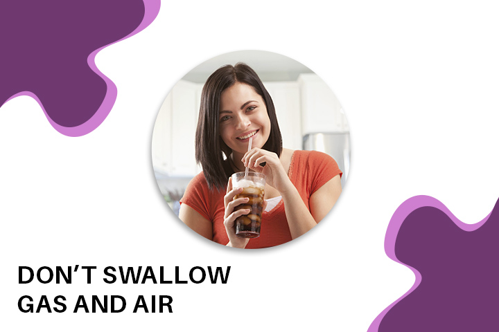Don't Swallow Gas and Air