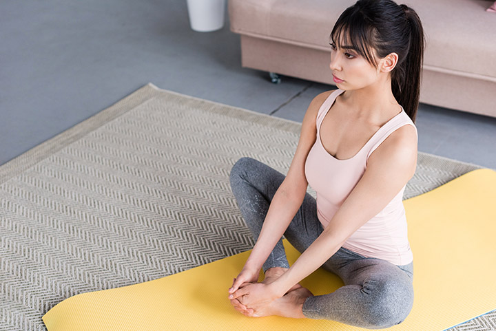 baddha konasana for fibromyalgia