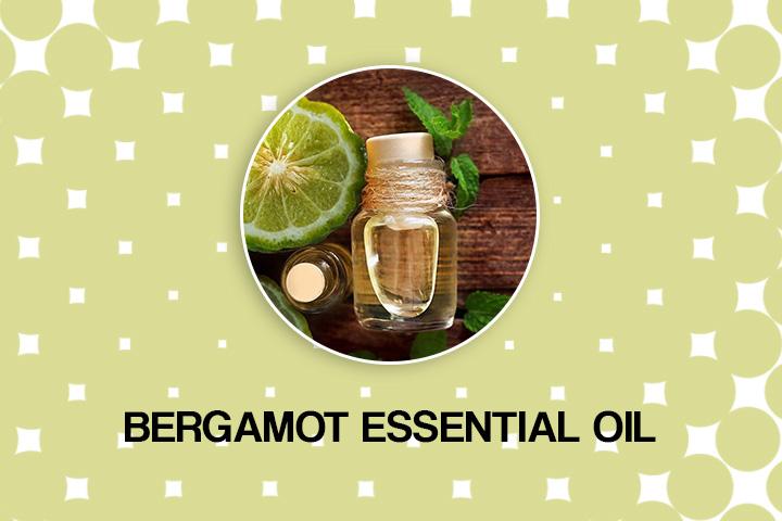 bergamot oil for dry hair