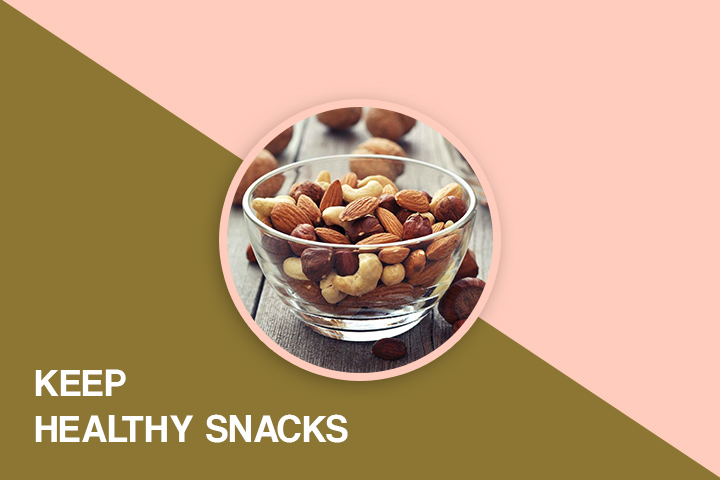 keep healthy snacks for weight loss