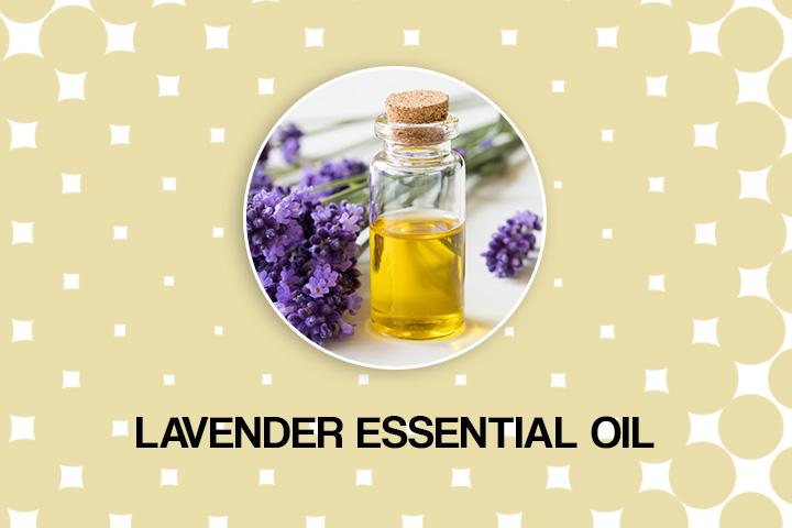 lavender oil for dry hair