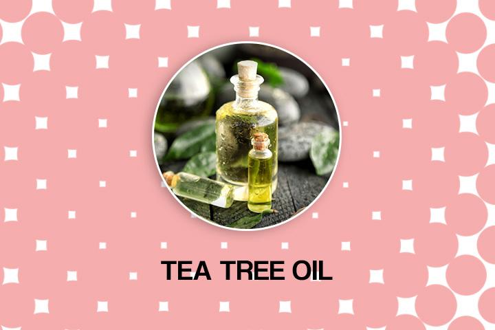 tea tree oil for dry damaged hair