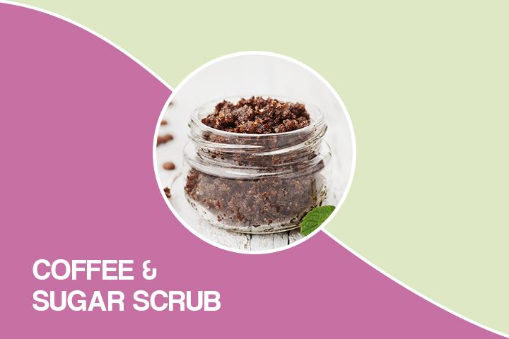 Coffee And Sugar Scrub
