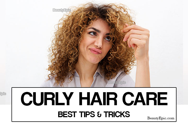 How to Take Care of Curly Hair – Best Tips and Tricks for Curly Hair