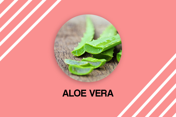 aloe vera for grey hair