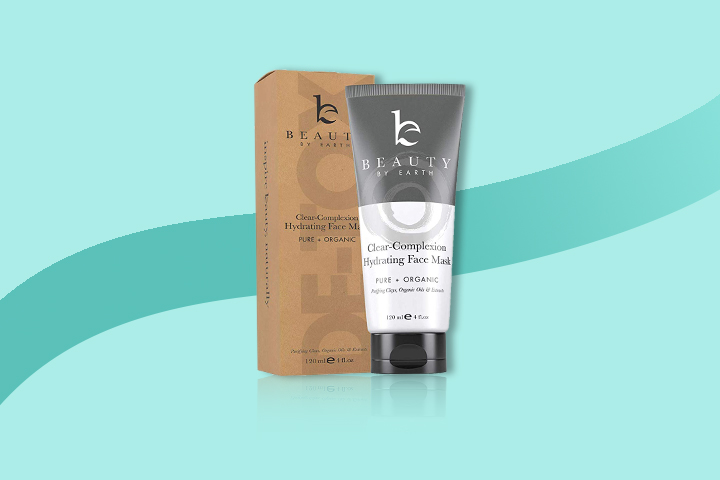 beauty by earth hydrating face mask