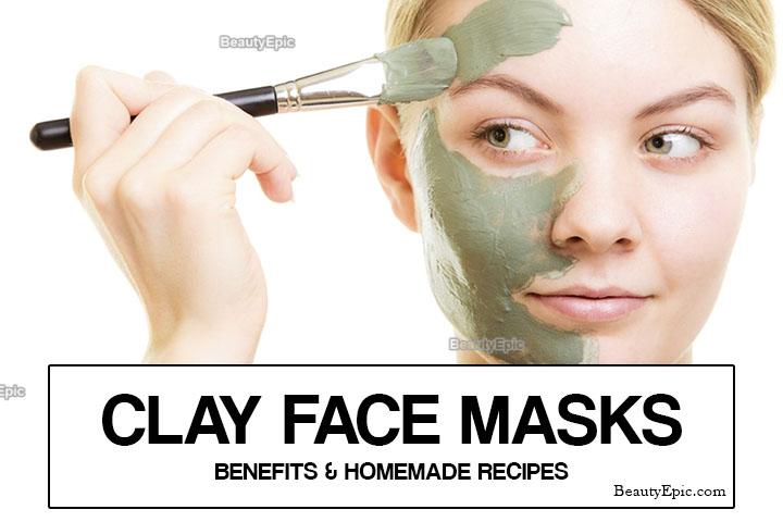 Homemade Clay Face Masks – Benefits & Recipes