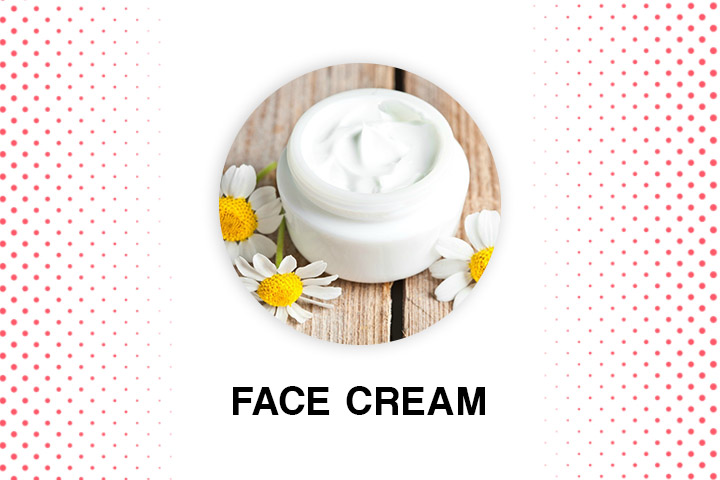 face cream for static hair