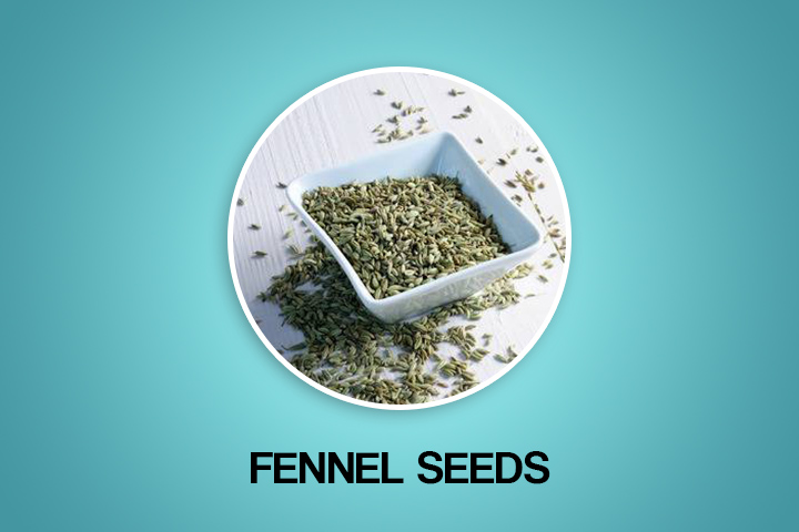 fennel seeds to get periods
