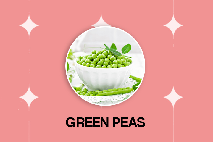 green peas vegan