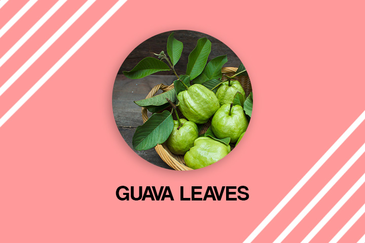guava leaves for grey hair