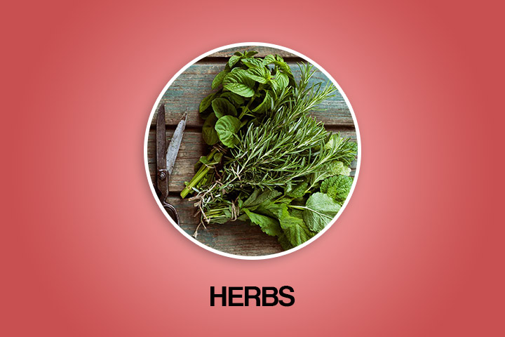 herbs that help with periods