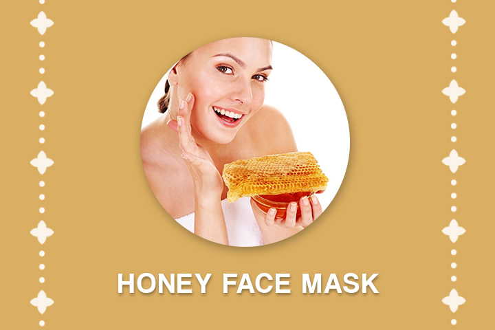 honey face mask for acne scars