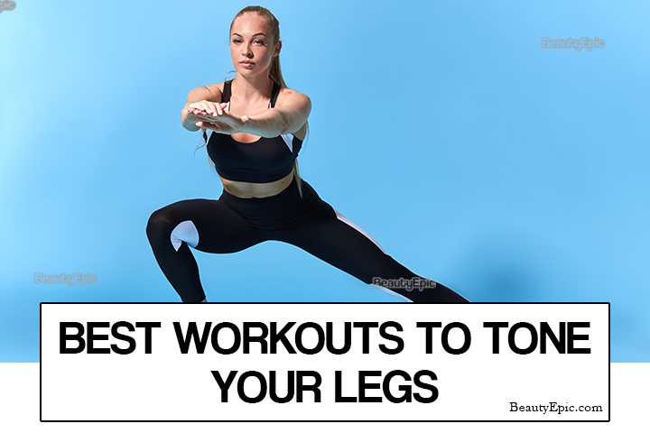 7 Best Exercises to Tone Your Legs